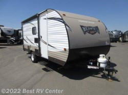 New 2018  Forest River Wildwood X-Lite 195BH SINGLE DOOR 3 CU FT RV REFER by Forest River from Best RV Center in Turlock, CA
