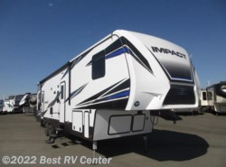 New 2018  Keystone Fuzion Impact 351 6 POINT HYDRAULIC AUTO LEVELI /12.6 FT CARGO/  by Keystone from Best RV Center in Turlock, CA