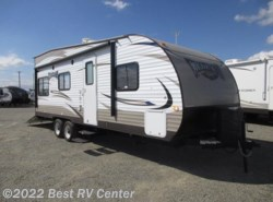New 2016  Forest River Wildwood 221SSXL Front  Bed/ Rear Electric Bunks by Forest River from Best RV Center in Turlock, CA