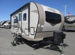New 2018  Forest River Rockwood Mini Lite 2104S SOLID SURFACE / MURPHY BED /Aluminum Wheels  by Forest River from Best RV Center in Turlock, CA