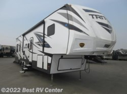 New 2018 Dutchmen Voltage Triton 3561 13.4FT Garage / DUAL A/C /Dual Slideouts available in Turlock, California