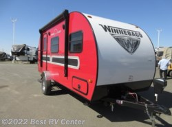 New 2018  Winnebago Winnie Drop 170S Slideout/Rear Bath/Front Queen /Dry Weight 28 by Winnebago from Best RV Center in Turlock, CA