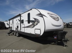 New 2018  Forest River  HERITAGE GLEN HYPER LITE 26RBHL REAR BATH/FRONT QU by Forest River from Best RV Center in Turlock, CA