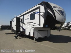 New 2018  Keystone Avalanche 385BG Side Patio/ Bunk Room/ Auto Leveling/ 2 Bedr by Keystone from Best RV Center in Turlock, CA