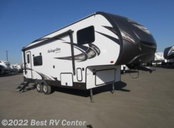 New 2018  Forest River  HERITAGE GLEN HYPER LITE  25RKHL Rear Kitchen/ Sli by Forest River from Best RV Center in Turlock, CA