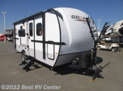 New 2018  Forest River Rockwood Geo Pro 17PR Dry Weight  3161Lbs /Murphy Bed/ Outside Gril by Forest River from Best RV Center in Turlock, CA