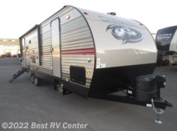 New 2018  Forest River Cherokee 264L Rear Living/Fireplace/ Front Queen Bed by Forest River from Best RV Center in Turlock, CA