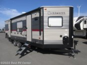 2018 Forest River Cherokee 234VFK Front Kitchen/ Two Entry Doors/