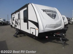 New 2018  Winnebago Minnie 2500RL Rear Living/ Slide Out/ Front Queen/LED Bed by Winnebago from Best RV Center in Turlock, CA