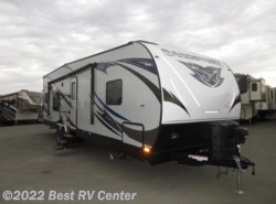 New 2018  Forest River Sandstorm 282GSLR  Gray EXT/5.5Gen/2 AC's/Slide Ou ARTIC PAC by Forest River from Best RV Center in Turlock, CA