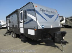 New 2018  Keystone Springdale 2660RL Rear Living/All Power Package/ / Front Walk by Keystone from Best RV Center in Turlock, CA