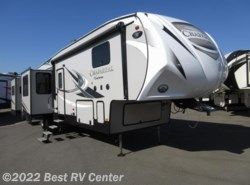 New 2018  Coachmen Chaparral 381RD Rear Den/ 5 Slide Outs/ Island Kitchen /AUTO by Coachmen from Best RV Center in Turlock, CA