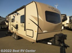New 2018  Forest River Rockwood Roo 23BDS  U Shaped Dinette Slideouts/ Murphy Bed/ Pop by Forest River from Best RV Center in Turlock, CA