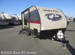 Used 2018  Forest River Cherokee Wolf Pup 17RP Toy Hauler / Rear Cargo Area/Dry Weight 3031L by Forest River from Best RV Center in Turlock, CA