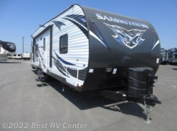 New 2018  Forest River Sandstorm 271SLR  Slideouts/ 200W Solar Power/ SOLID SURFACE by Forest River from Best RV Center in Turlock, CA