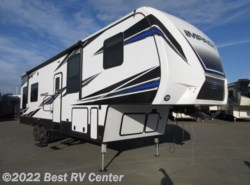 New 2018  Keystone Fuzion Impact 3219  19.3 FT CARGO /RAMP DOOR PATIO SYSTEM/ 5.5 G by Keystone from Best RV Center in Turlock, CA