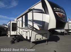 New 2018  Forest River Sierra 343SOK 6 Piont Auto Leveling System/ Rear Living / by Forest River from Best RV Center in Turlock, CA