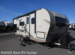 New 2018  Forest River Rockwood Mini Lite 2507SD SOLID SURFACE/ Oyster Fiberglass / Frameles by Forest River from Best RV Center in Turlock, CA