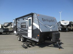New 2018  Keystone Springdale 189FLWE Front Living/ Twin Over Double Bunk by Keystone from Best RV Center in Turlock, CA