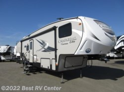 New 2018  Coachmen Chaparral 295BH 4 Point Electric Auto Leveling/ Bunk House/T by Coachmen from Best RV Center in Turlock, CA