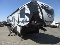 New 2018  Heartland RV Cyclone 4115  15.1Ft Carage / Two Bathrooms/ 6 PT HYDRAULI by Heartland RV from Best RV Center in Turlock, CA