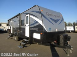 New 2018  Keystone Springdale 280BH Rear Double Bunks/ 2 Entry Doors/ Vaulted Ce by Keystone from Best RV Center in Turlock, CA