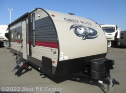 New 2019  Forest River Cherokee Grey Wolf 22RD Rear Dinette Rear Rack/ Front Walk Around Que by Forest River from Best RV Center in Turlock, CA