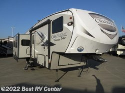 New 2018  Coachmen Chaparral 30RLS Rear Living/ 4-Point  Auto Leveling/ 3 Slide by Coachmen from Best RV Center in Turlock, CA