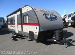 New 2018  Forest River Cherokee Grey Wolf 23QB Rear Bath/ Front Walkaround Queen by Forest River from Best RV Center in Turlock, CA