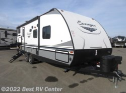New 2018  Forest River Surveyor 248BHLE Outdoor Kitchen/ U Shaped Dinette/ Two Dou by Forest River from Best RV Center in Turlock, CA