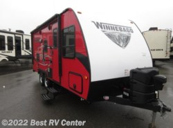 New 2018  Winnebago Micro Minnie 2100BH Rear Bunk/ Dinette Slide Out / Front Queen by Winnebago from Best RV Center in Turlock, CA