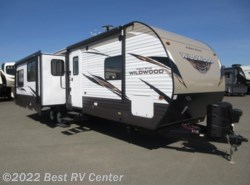 New 2018  Forest River Wildwood 27REI Rear Living/ Two Awning Island Kitchen/ Two  by Forest River from Best RV Center in Turlock, CA