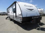 2019 Forest River Surveyor 264RKLE  Rear Kitchen/ Two Entry Doors/ Walkaround