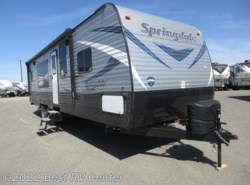 New 2019  Keystone Springdale 2930RK Rear Kitchen/ Slide Out/ Walkaround Queen by Keystone from Best RV Center in Turlock, CA