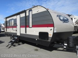New 2019  Forest River Cherokee 251RK Rear Kitchen/ U Shaped Dinette / Fire Place by Forest River from Best RV Center in Turlock, CA