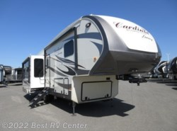 New 2019  Forest River Cardinal 3350RL THREE SLIDE OUTS/ DISH WASHER/ 200W SOLAR/  by Forest River from Best RV Center in Turlock, CA