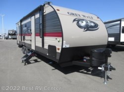 New 2019  Forest River Cherokee Grey Wolf 26DBH Outdoor Kitchen /Two Full Size Bunks /Two En by Forest River from Best RV Center in Turlock, CA