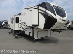 New 2019 Keystone Alpine 3800FK **NEW DESIGN-FRONT KITCHEN** 6 PT HYDRAULIC available in Turlock, California