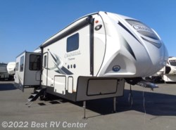 New 2019 Coachmen Chaparral 336TSIK  12 CU FT Refer/Auto Leveling/ Triple Slid available in Turlock, California