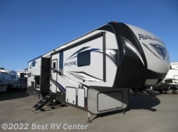New 2019 Keystone Avalanche 332MK 6 Point Hydraulic Auto Leveling/ Three Slide available in Turlock, California