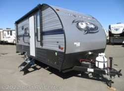 New 2019 Forest River Cherokee Wolf Pup 16PF Slide Out/ Light Weight/ Front Bed available in Turlock, California