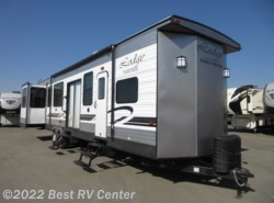 New 2019 Forest River Wildwood Lodge 395RET Rear Entertainment/ Dual AC / Bedroom Slide available in Turlock, California