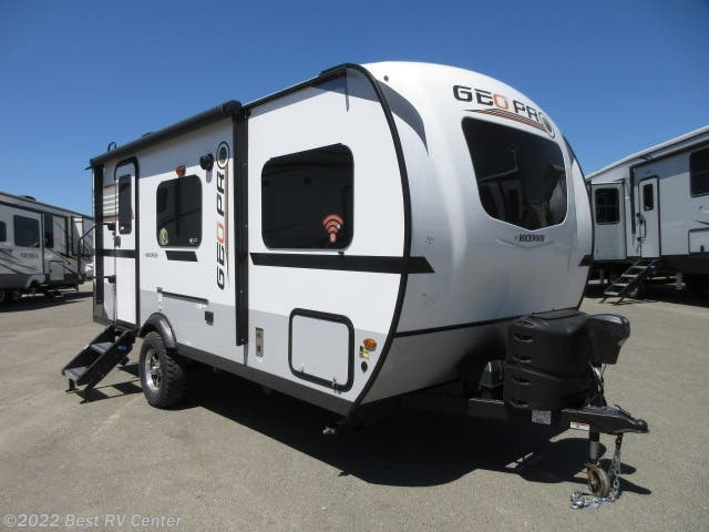 Best Travel Systems Of 2020 2020 Forest River RV Rockwood Geo Pro 19QBG Dry Weight 3106Lb