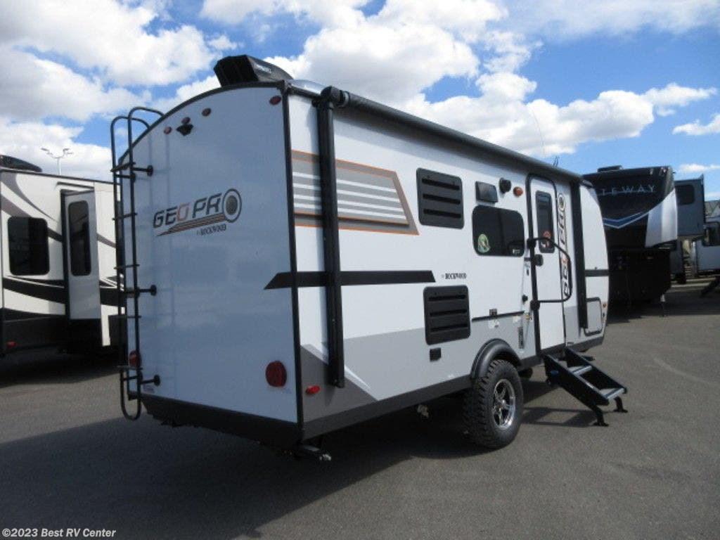 Travel Trailer - 2021 Forest River Rockwood Geo Pro G19BH ...