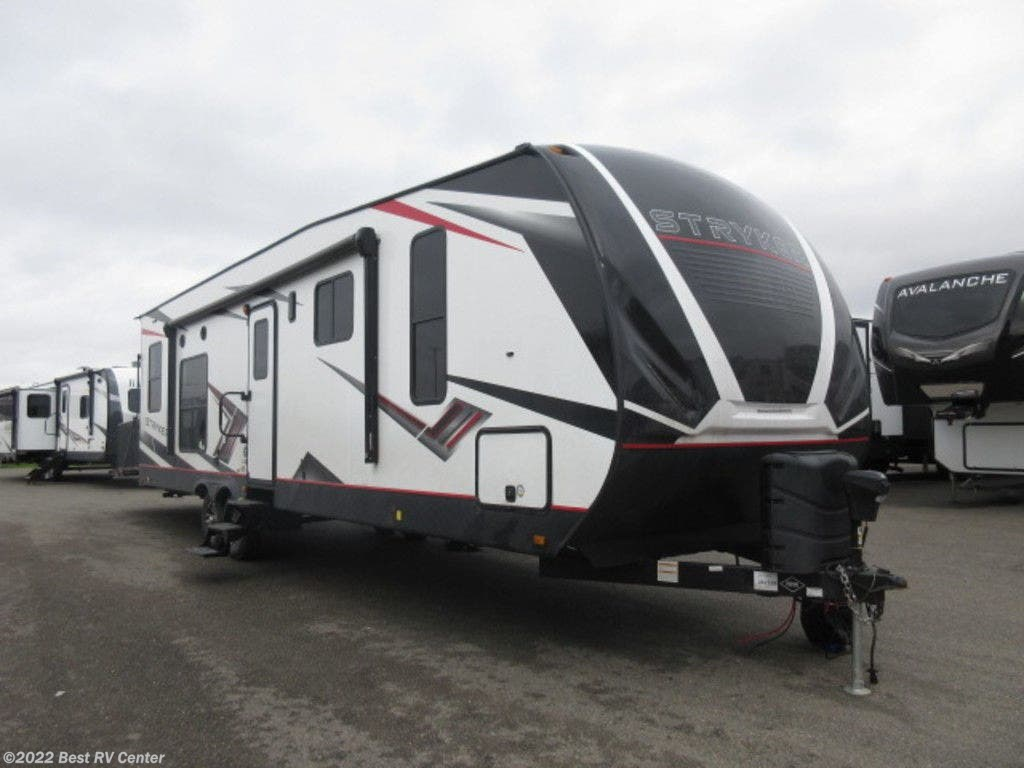 2021 Cruiser RV Stryker Trailer ST 3116