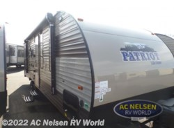 New 2018  Forest River Cherokee Grey Wolf 22RR by Forest River from AC Nelsen RV World in Shakopee, MN
