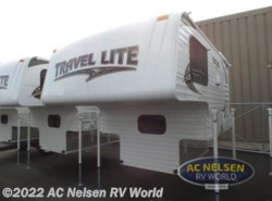 New 2017  Travel Lite Truck Campers 625 Super Lite by Travel Lite from AC Nelsen RV World in Shakopee, MN
