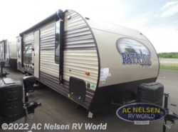 New 2018  Forest River Cherokee Grey Wolf 26DJSE by Forest River from AC Nelsen RV World in Shakopee, MN
