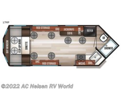 New 2018  Forest River Cherokee Ice Cave 17MPH by Forest River from AC Nelsen RV World in Shakopee, MN