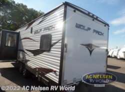 Used 2013  Forest River Wolf Pack 28WP by Forest River from AC Nelsen RV World in Shakopee, MN